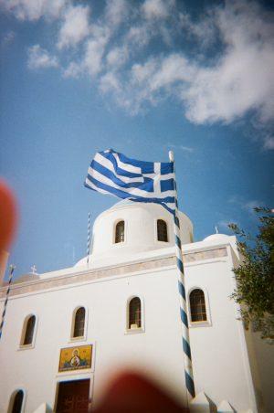 Travel Diaries #2 – Santorini